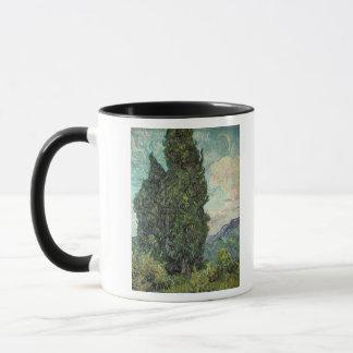Mug Cyprès de Vincent van Gogh |, 1889
