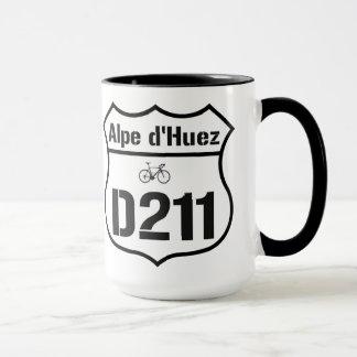Mug D211 Alpe d'Huez