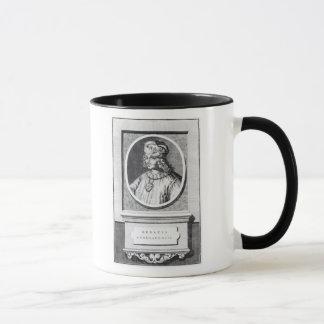 Mug D Anjou, roi de Rene de Naples