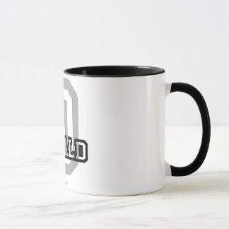 Mug D est pour Donald