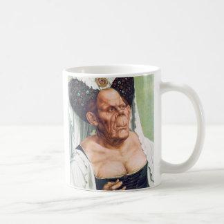 Mug Dame âgée laide par Quentin Massys
