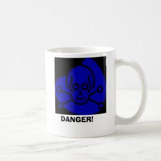 Mug Danger, DANGER ! , Contient Dihydrous MonoxideHar…