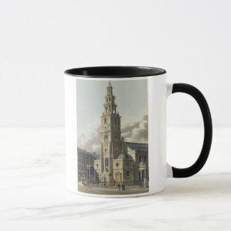 Mug Danois église, pub de St Clement. par Rudolph