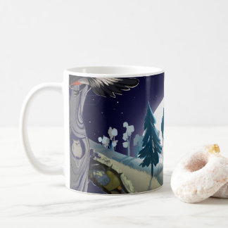 Mug Dans la forêt