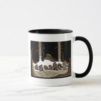 Mug Dans la nuit de Noël -
