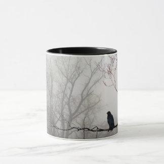 Mug Dans le brouillard