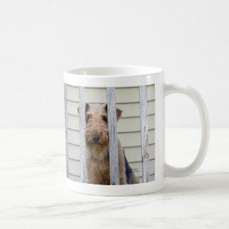 "Mug ""Dans le chenil """