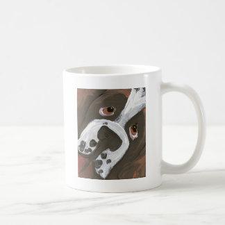 Mug Dans le visage de YER