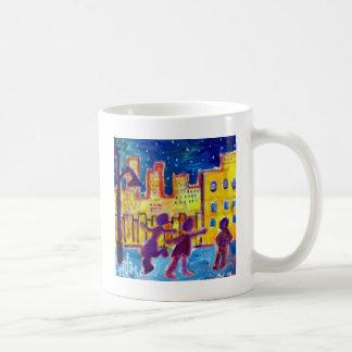 Mug Danse dans la rue par Piliero