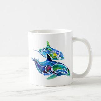 Mug Danse de dauphin