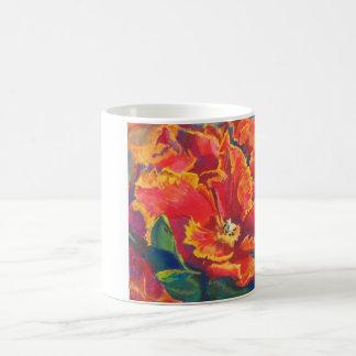 Mug Danse de tulipe de perroquet