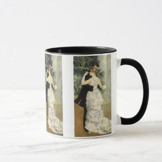 Mug Danse de ville par Pierre Renoir, beaux-arts