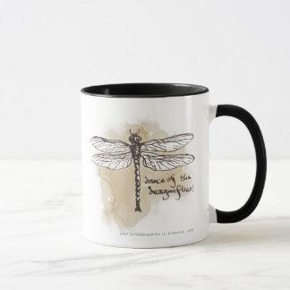 Mug Danse des libellules