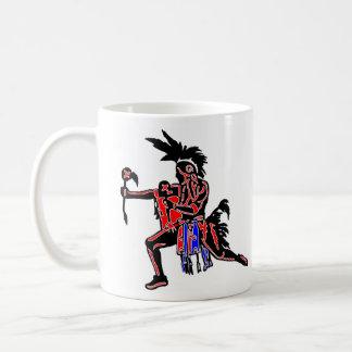 Mug Danseur indien