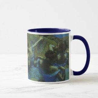 Mug Danseurs bleus par Edgar Degas, impressionisme