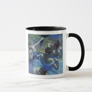 Mug Danseurs de bleu d'Edgar Degas |, c.1899