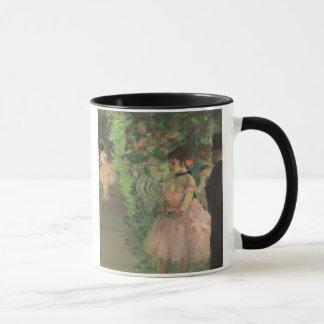 Mug Danseurs d'Edgar Degas | à l'arrière plan,