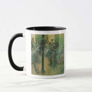 Mug Danseurs d'Edgar Degas | préparant