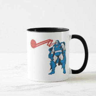 Mug Darkseid emploie des puissances de Psionic
