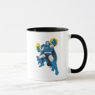 Mug Darkseid et la force d'Omega