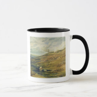 Mug Dartmoor : La source de Tamar et du Torridge