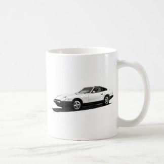 Mug Datsun/illustration de Nissan 280ZX