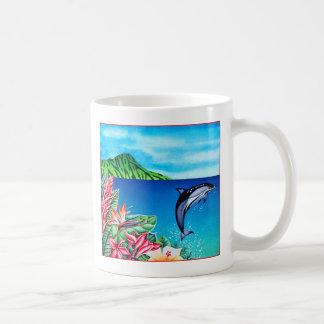 Mug Dauphin hawaïen