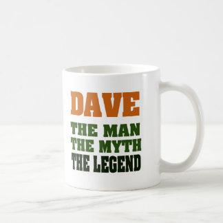 Mug Dave - l'homme, le mythe, la légende !