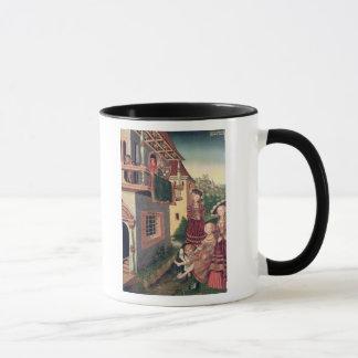 Mug David et Bathsheba, 1528