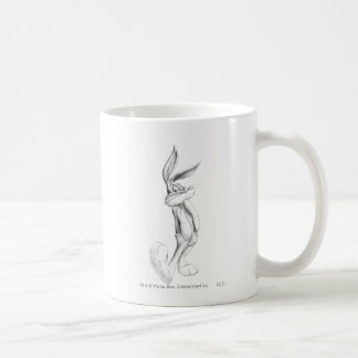 Mug ™ de BUGS BUNNY dessinant 2