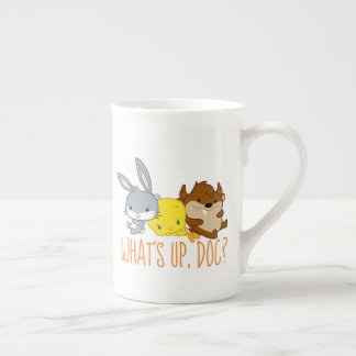 Mug ™ de Chibi BUGS BUNNY, TWEETY™, et TAZ™