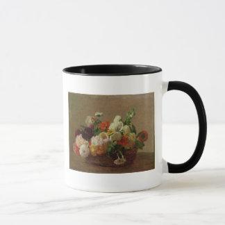 Mug De fleur toujours la vie