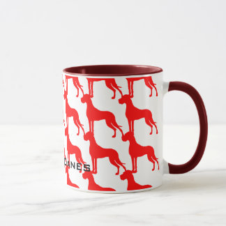 Mug de great dane