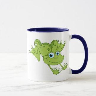 Mug De houblon la grenouille heureuse