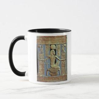 Mug De retour d'une chaise de la tombe de Tutankhamun