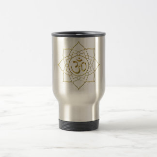 Mug De Voyage ॐ Lotus d'OM AUM