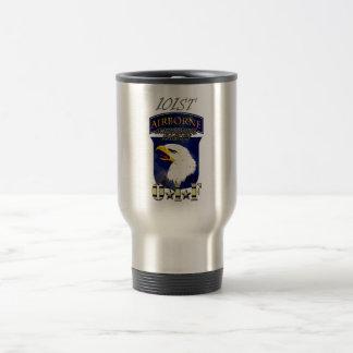 Mug De Voyage 101st Identification criant Eagles