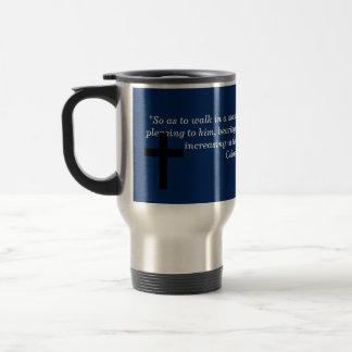 Mug De Voyage 1h10 de Colossians