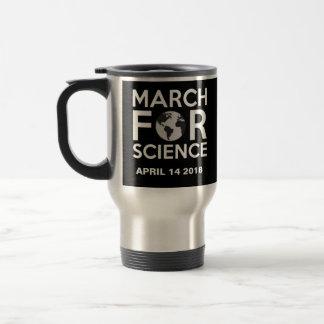 Mug De Voyage 2018 mars pour la terre de la Science