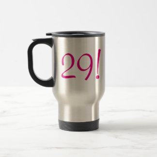 Mug De Voyage 29ish