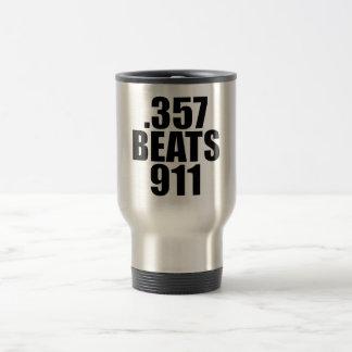 Mug De Voyage .357 Bat 911