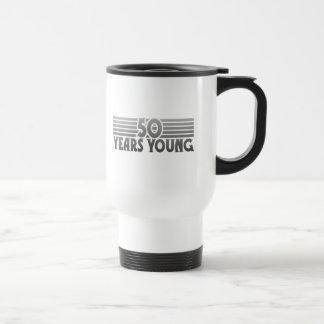 Mug De Voyage 50 ans de jeune
