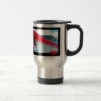 Mug De Voyage 57 Bel Air de Chevy