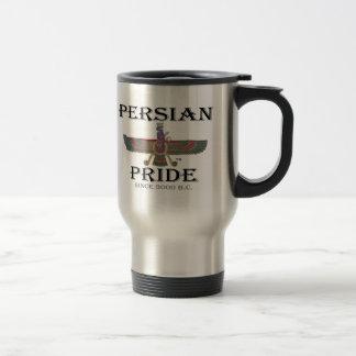 Mug De Voyage Ahura Mazda - fierté persane