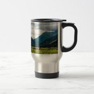 Mug De Voyage Alpes autrichiennes