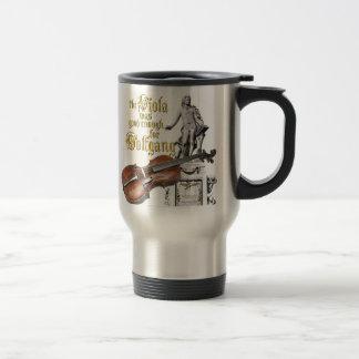 Mug De Voyage Alto et Mozart