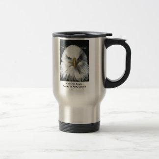 Mug De Voyage Américain Eagle