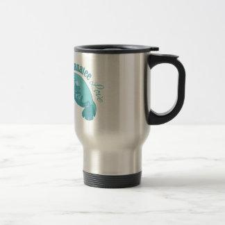 Mug De Voyage Amour de lamantin