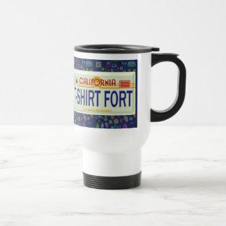 Mug De Voyage Amour de marque de fort de T-shirt