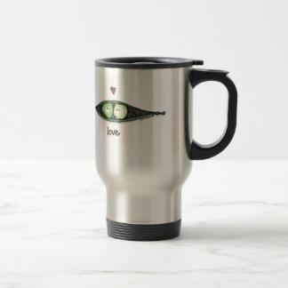 Mug De Voyage Amour de Peapod
